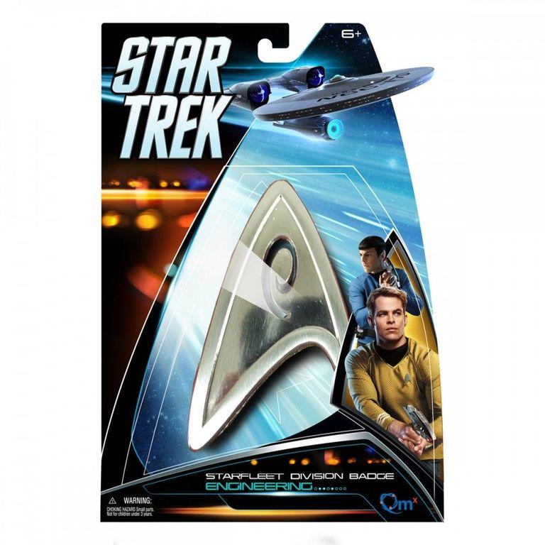 Star Trek Starfleet Engineering Insignia Badge Replica