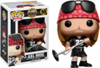 Guns N' Roses - Axl Rose Pop! Vinyl Figure (Rocks #50)