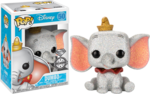 Dumbo - Dumbo Diamond Glitter Pop! Vinyl Figure (Disney #50)