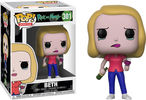 Rick and Morty - Beth Pop! Vinyl Figure (Animation #301)