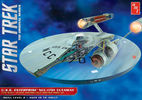 Star Trek – USS Enterprise NCC-1701 Cutaway 1:537 Scale Model Kit