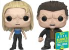 Buffy the Vampire Slayer - Vampire Buffy & Vampire Angel Pop! Vinyl Figure 2-Pack