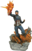 "Captain America: Civil War - Captain America Marvel Milestones 16"" Statue"