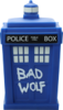"Doctor Who - Bad Wolf TARDIS 6.5"" Vinyl Figure"
