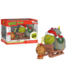 Dr Seuss - The Grinch and Max on Sled Dorbz Ridez Vinyl Figure (Ridez #041)