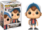 Gravity Falls - Dipper Pines Pop! Vinyl Figure (Animation #240)