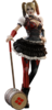"Batman: Arkham Knight - Harley Quinn 12"" Scale Action Figure"