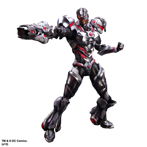 Cyborg Justice League Justice league - cyborg play Justice League Unlimited Cyborg