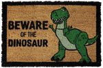 Toy Story - Beware of the Dinosaur Door Mat