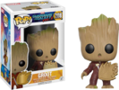 Guardians of the Galaxy: Vol 2 - Groot Ravager with Patch Pop! Vinyl Figure (Marvel #208)