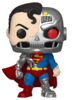 Superman - Cyborg Superman Pop! Vinyl Figure (DC Heroes #346)