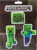 Minecraft - Mobs Cave Stickers Set