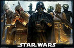 Star Wars - Bounty Hunters Poster