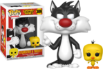 Looney Tunes - Sylvester and Tweety Pop! Vinyl Figure (Animation #309)