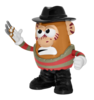 A Nightmare on Elm Street - Freddy Krueger Mr Potato Head