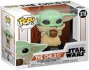 Star Wars: The Mandalorian - The Child with Cup Pop! Vinyl Figure (Star Wars #378)