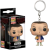 Stranger Things - Eleven with Eggos Pocket Pop! Vinyl Keychain