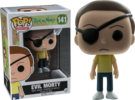 Rick and Morty - Evil Morty US Exclusive Pop! VInyl Figure (Animation #141)
