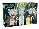 Rick and Morty - Close Encounters of the Rick Kind Deck-Building Game