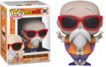 Dragon Ball Z - Master Roshi Peace Sign Pop! Vinyl Figure (Animation #381)