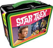 Star Trek - Retro Tin Lunch Box / Carry All Fun Box