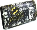 Batman Comic - Flap-Fold Wallet