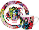Marvel - Women of Marvel Coffee Mug and Saucer