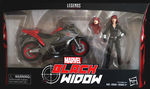 Marvel - Black Widow Legends Series Action Figure BOX DAMAGED