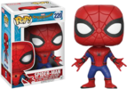Spider-Man: Homecoming - Spider-Man Pop! Vinyl Figure (Marvel #220)
