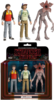 Stranger Things - Will, Dustin and & Demogorgon Action Figure 3-Pack