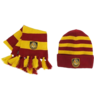 Harry Potter - Hogwarts Knit Hat & Scarf