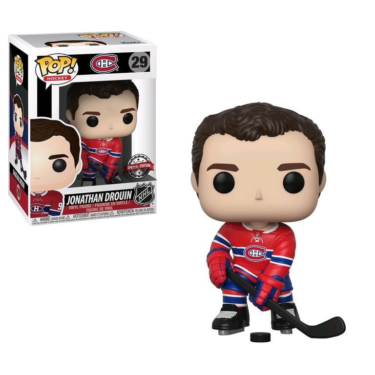 Jets Blake Wheeler Pop Vinyl-FUN33100 NHL