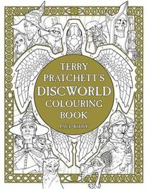Terry Pratchetts Discworld Colouring Book Paperback