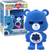 Care Bears - Grumpy Bear Flocked Pop! Vinyl Figure (Animation #353)