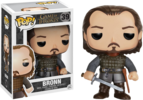 Game of Thrones - Bronn Pop! Vinyl Figure (Game of Thrones #39)