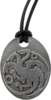 Game of Thrones - Targaryen Pendant