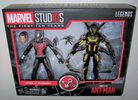 Marvel Legends - First Ten Years Ant-Man & Yellowjacket  2-Pack