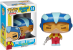 Family Guy - Stewie with Raygun Pop! Vinyl Figure (Animation #34)