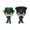 The Green Hornet - The Green Hornet & Kato NYCC 2019 Pop! Vinyl Figure 2-Pack