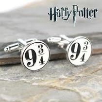 Harry Potter Platform 9 3//4 Cufflinks