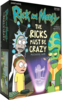 Rick and Morty - The Ricks Must Be Crazy Multiverse Card Game