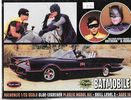 Batman 1966 - Batmobile with Batman and Robin 1/25 scale plastic model kit