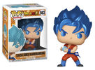 Dragon Ball Z - SSGSS Goku with Kamehameha Metallic Pop! Vinyl Figure (Animation #563)