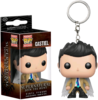 Supernatural - Castiel With Wings Pop! Keychain!