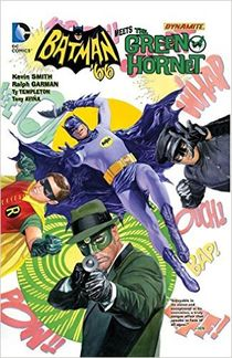 Batman '66 - Vol 4 hardcover graphic novel - Retrospace