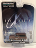 The X Files - 1981 Chevrolet K-5 Blazer Series 25 Greenlight 1/64 Scale