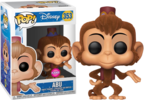 Aladdin - Abu Flocked US Exclusive Pop! Vinyl Figure (Disney #353)