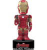 "The Avengers - Avengers 2: Age of Ultron - Iron Man 6"" Solar Powered Body Knocker"