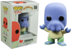 Futurama - Zoidberg Alternate Universe Blue Pop! Vinyl Figure (Animation #55)