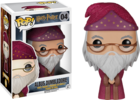 Harry Potter - Albus Dumbledore Pop! Vinyl Figure (Harry Potter #04) BOX DAMAGED